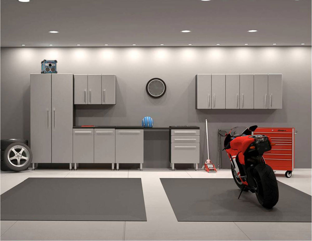 Garage-Lighting-Color-Temperature 8 Smart Ideas for Converting Your Garage to Look Lux