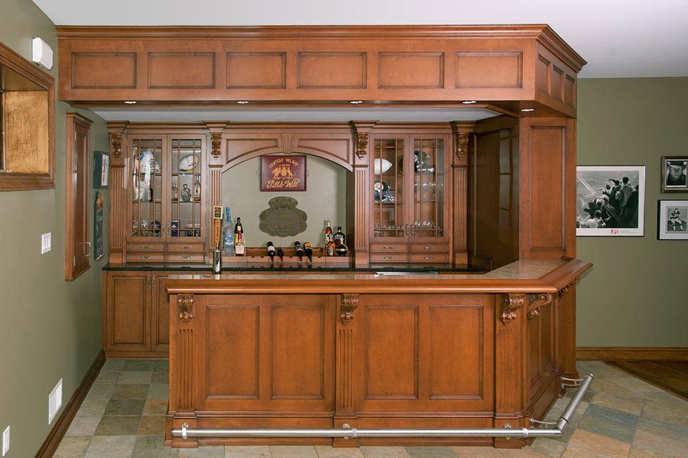 Irish_Pub_Home_Bar_1 Rebuilding ideas for bars