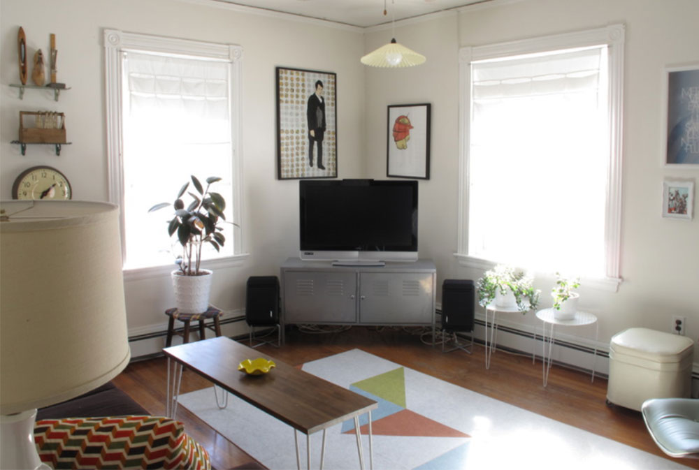 Living room-towards the window-by-Amanda IKEA living room design ideas