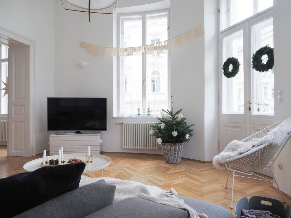 Christmas-by-dream home Get the most out of your apartment layout