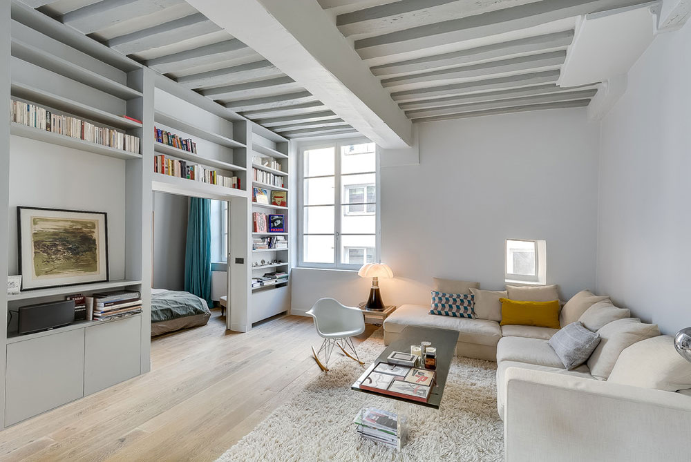 Apartment-in-Historical-Paris-by-Tatiana-Nicole Get the most out of your apartment layout