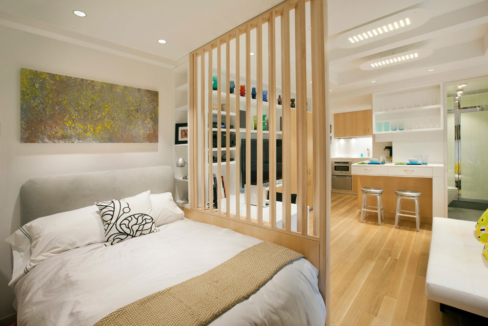 Micro-Apartment-by-AllenKillcoyne-Architects to try apartment bedroom design and decorating ideas