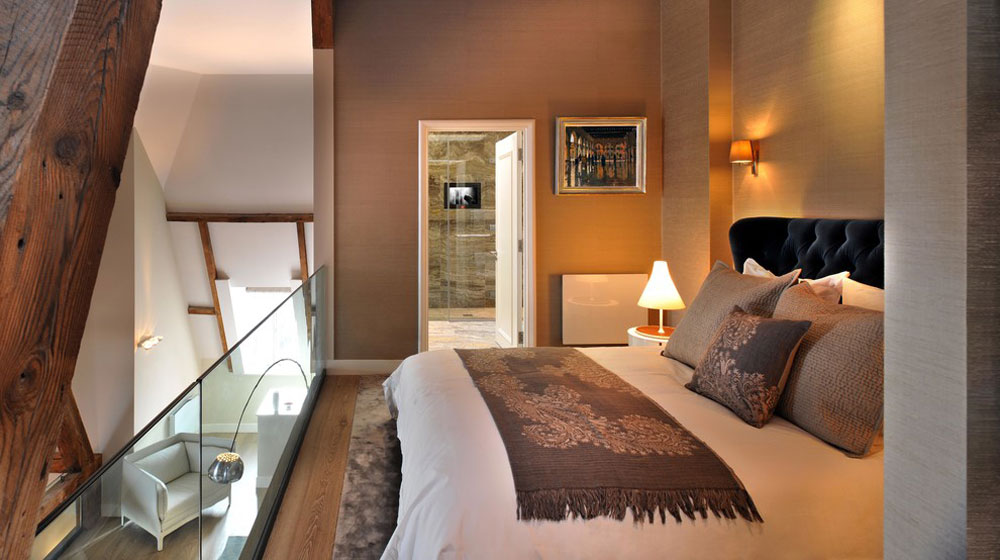 St.-Pancras-Penthouse-Apartment-by-TG-Studio Apartment Bedroom Design and decoration ideas to try out