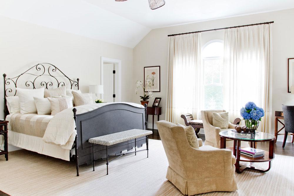 My-Houzz-Iris-Dankner-von-Rikki-Snyder apartment bedroom design and decorating ideas to try