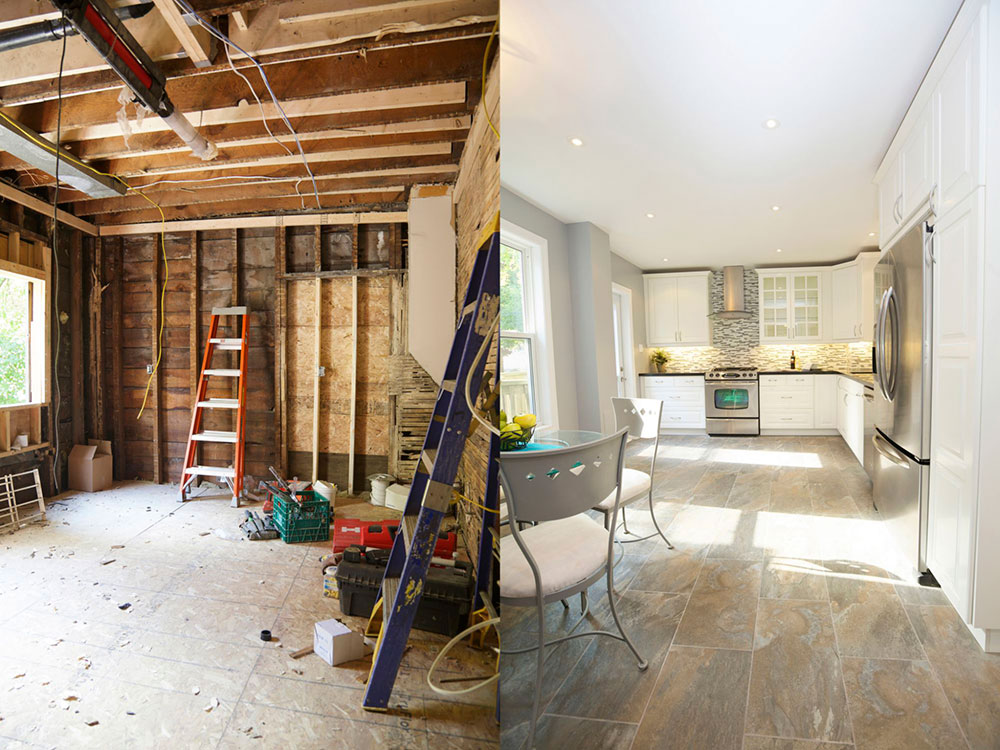 Kitchen-Remodel-Before-and-After-553793893-56a4a0fd3df78cf77283525f 5 rules that you have to follow when renovating