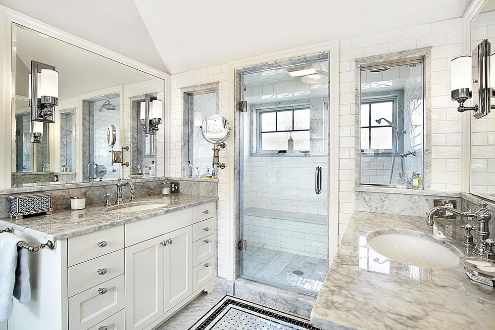 Get to know the bathroom: Granite countertops grade