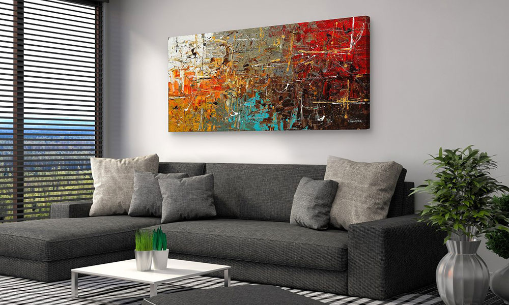 wallart 3 tips for adding art to your space