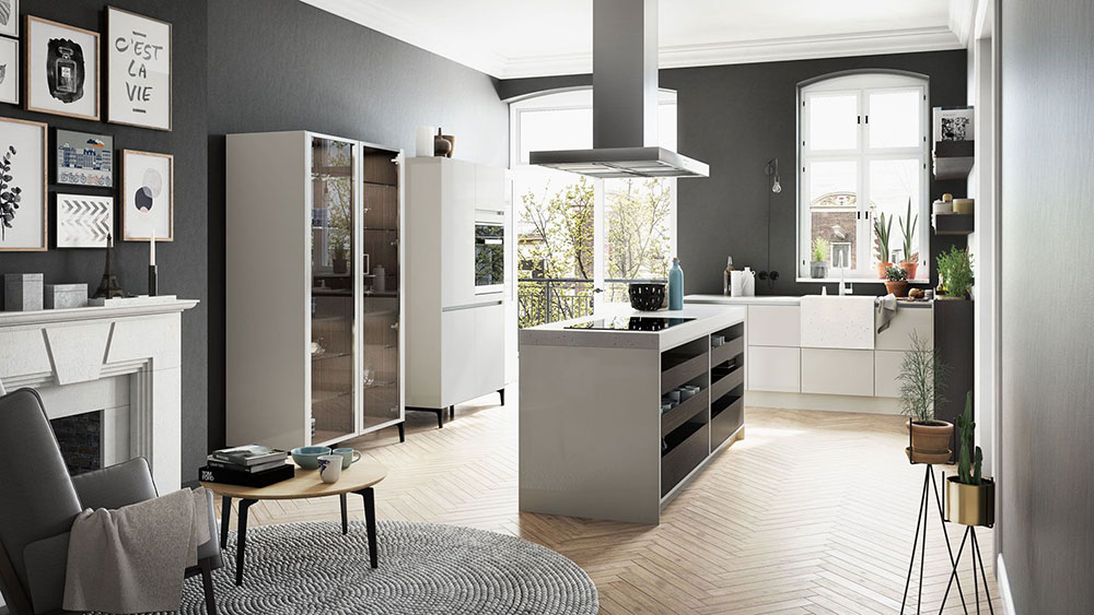 GRUNDIG-KTCHN-MAG_Practical_Kitchen_Siematic-1 How to design and maintain a practical eat-in kitchen