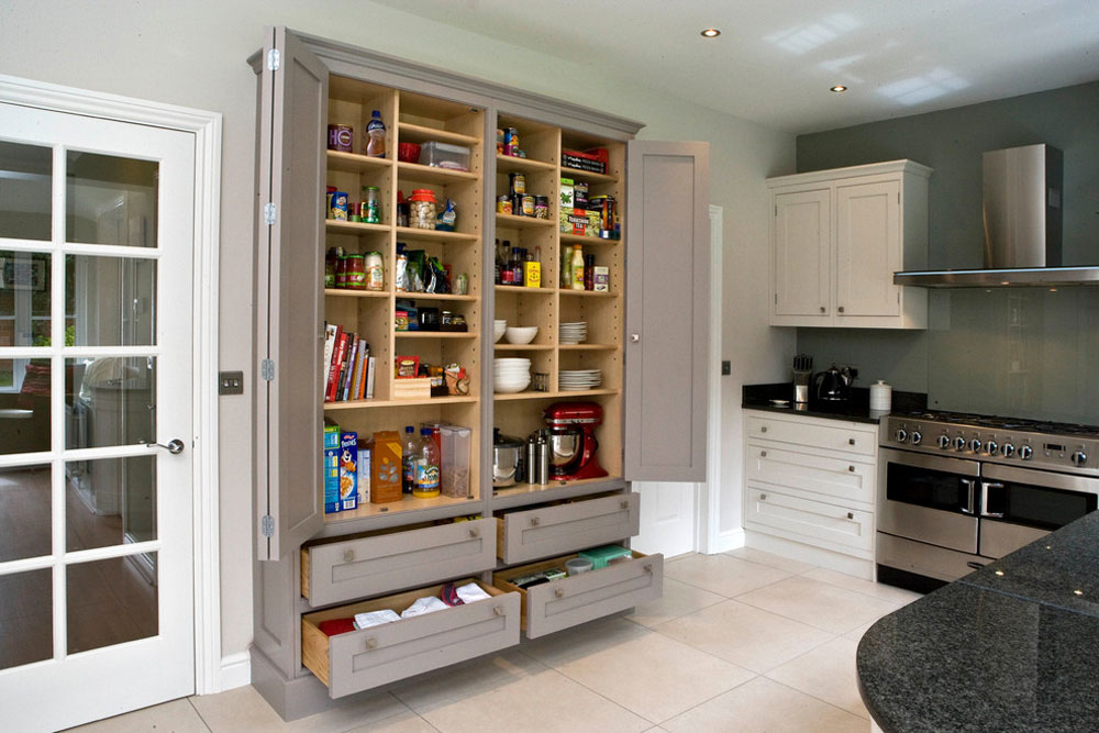 Guildford-Residence-by-Anthony-Edwards-Kitchens Pantry Cabinet Ideas: Shelving and storage ideas for your kitchen
