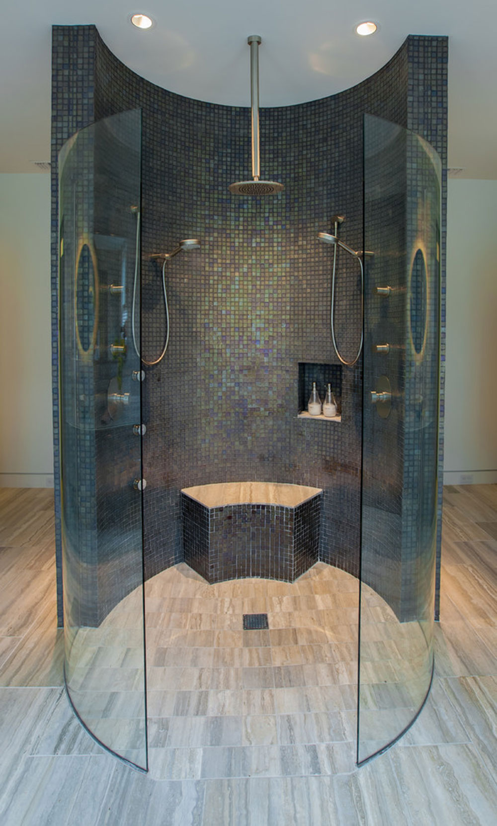 Brookridge-Home-Fall-2012-by-Key-Residential Shower Niche Ideas and Best Practices for Your Bathroom