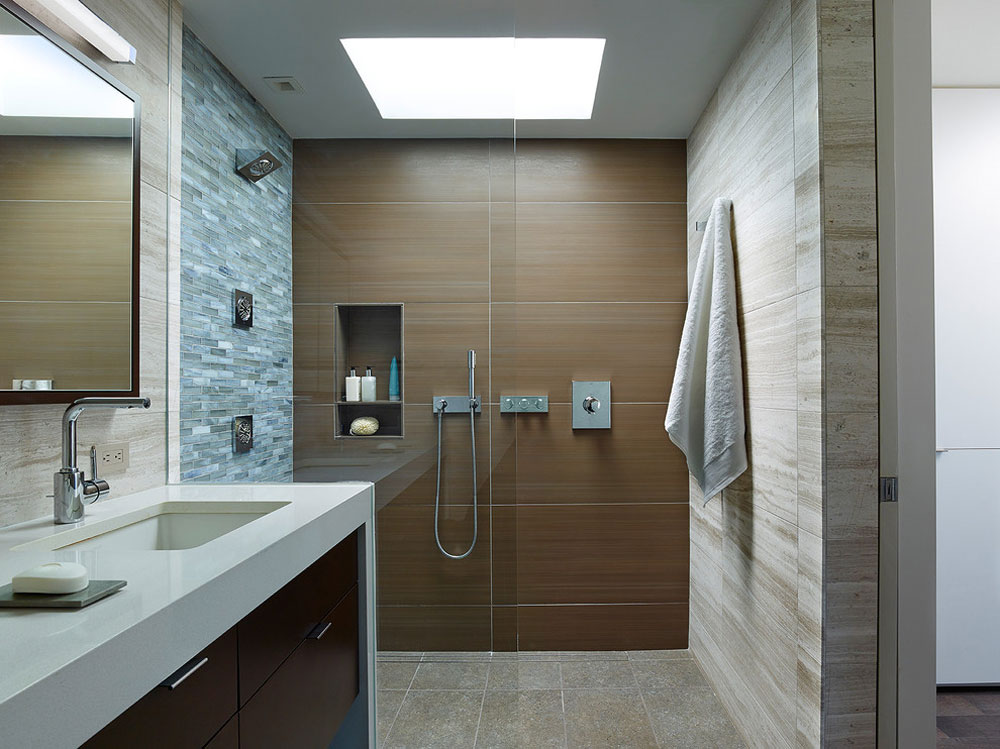 Society-Hill-Townhouse-II-by-k-YODER-Design-LLC Shower niche ideas and best practices for your bathroom