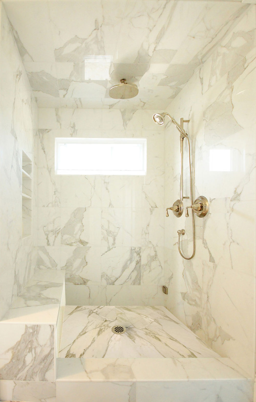 Master-shower-by-Courtney-Blanton-Interiors-CID shower niche ideas and best practices for your bathroom