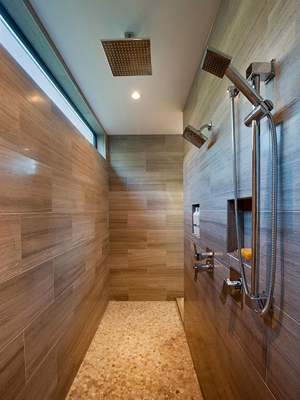 The-Bradner-Residence-by-Rockridge-Fine-Homes Niche Shower Ideas and Best Practices for Your Bathroom