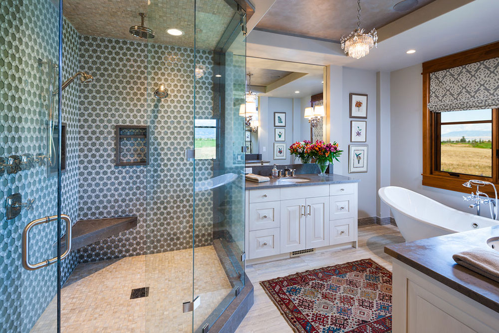 Montana-Residence-by-Valley-Glass Window Shower Ideas and Best Practices for Your Bathroom