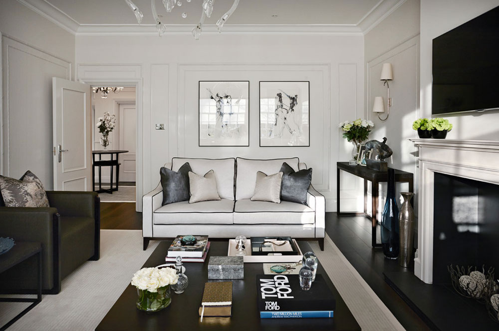 The-Hampstead-Apartment-by-Boscolo-Interior-Design-2 Small apartment living room ideas on a budget