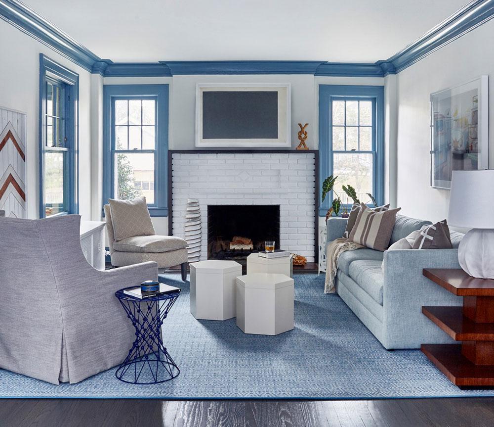 Glen-Ridge-Home-by-Toledo-Geller Small Apartment Living Room Ideas on a Budget