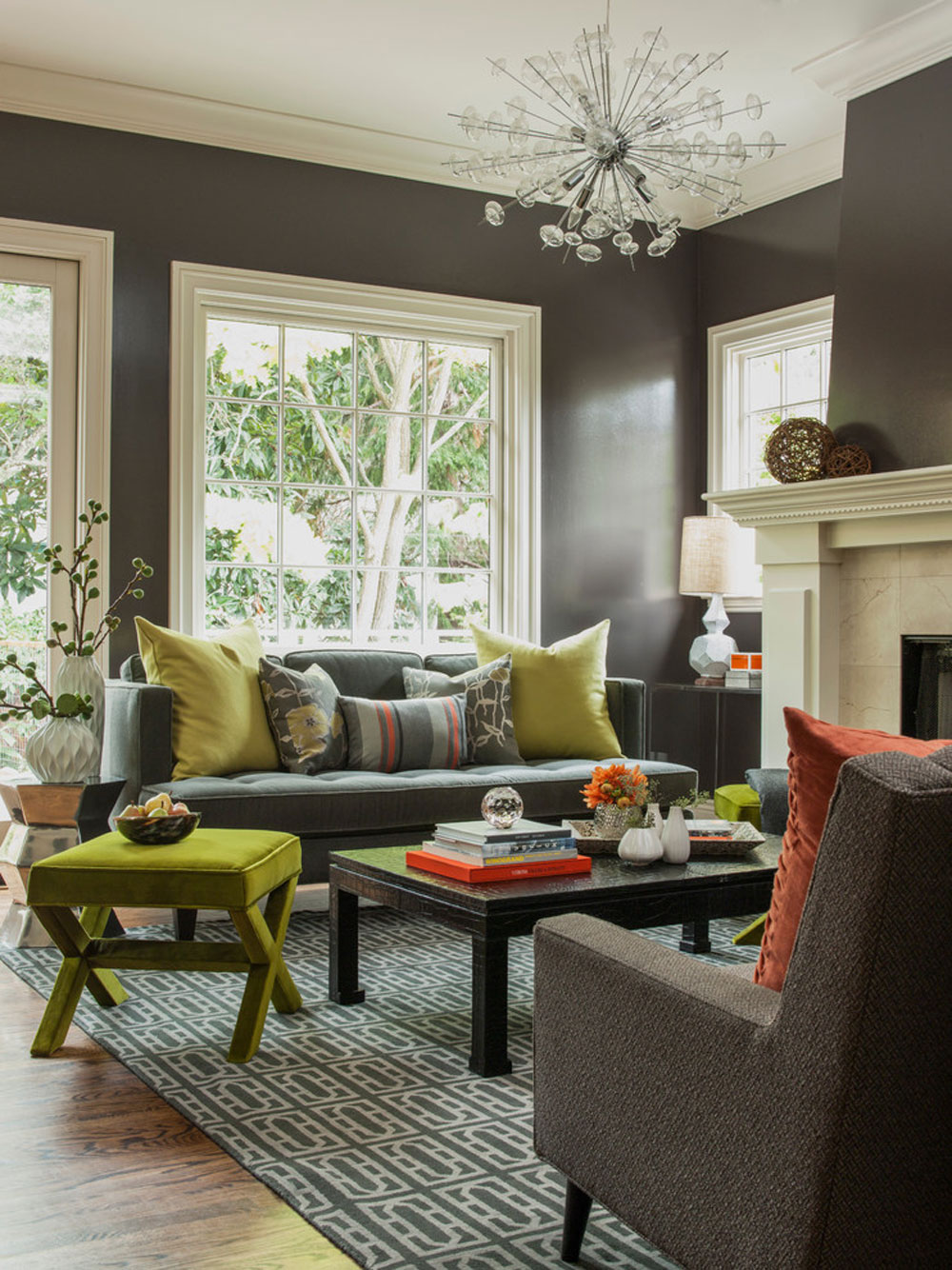 Funky-and-fun-living-room-by-Ann-Lowengart-Interiors-2 Small apartment living room ideas on a budget