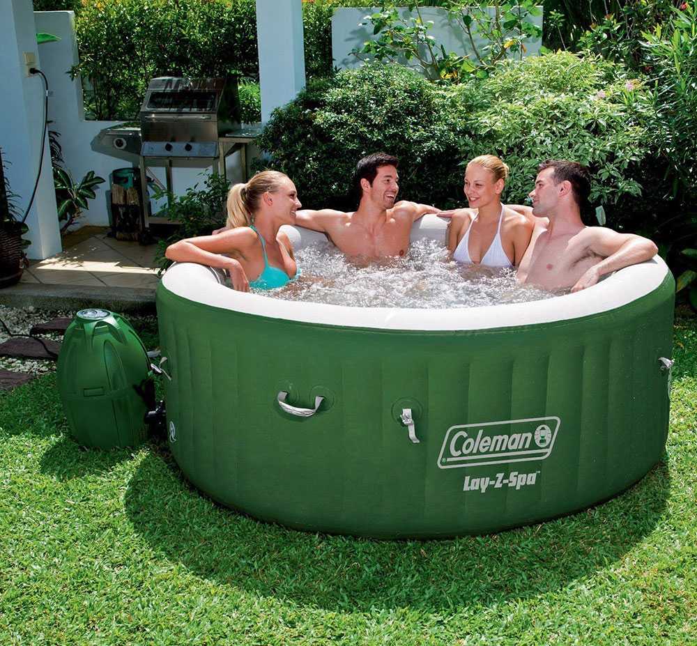 coleman-lay-z-spa has the 5 most popular inflatable hot tubs of 2018
