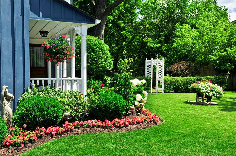 Garden How to make a home more alluring to a potential buyer