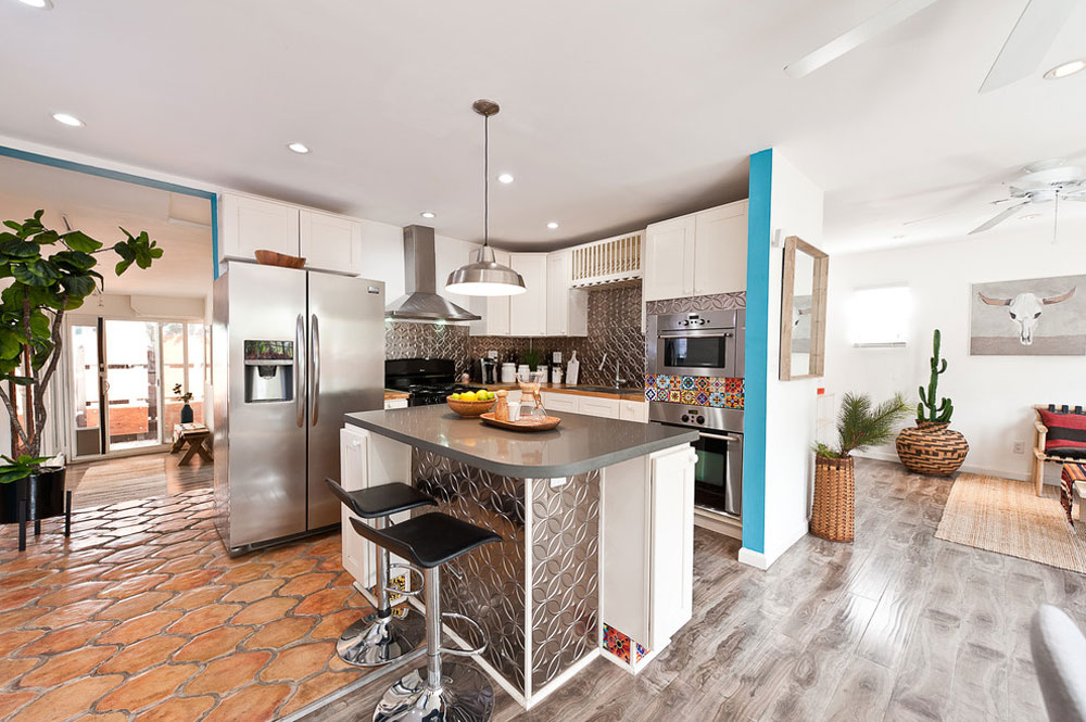 Long-Beach-by-Photography-by-Leigh-Ann-Rowe kitchen stall ideas for your small kitchen