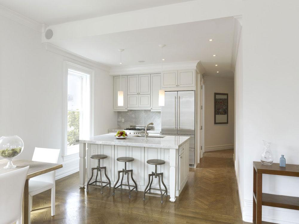 Prospect-Park-West-Kitchen-von-Horrigan-OMalley-Architects Kitchen Stall Ideas for your small kitchen