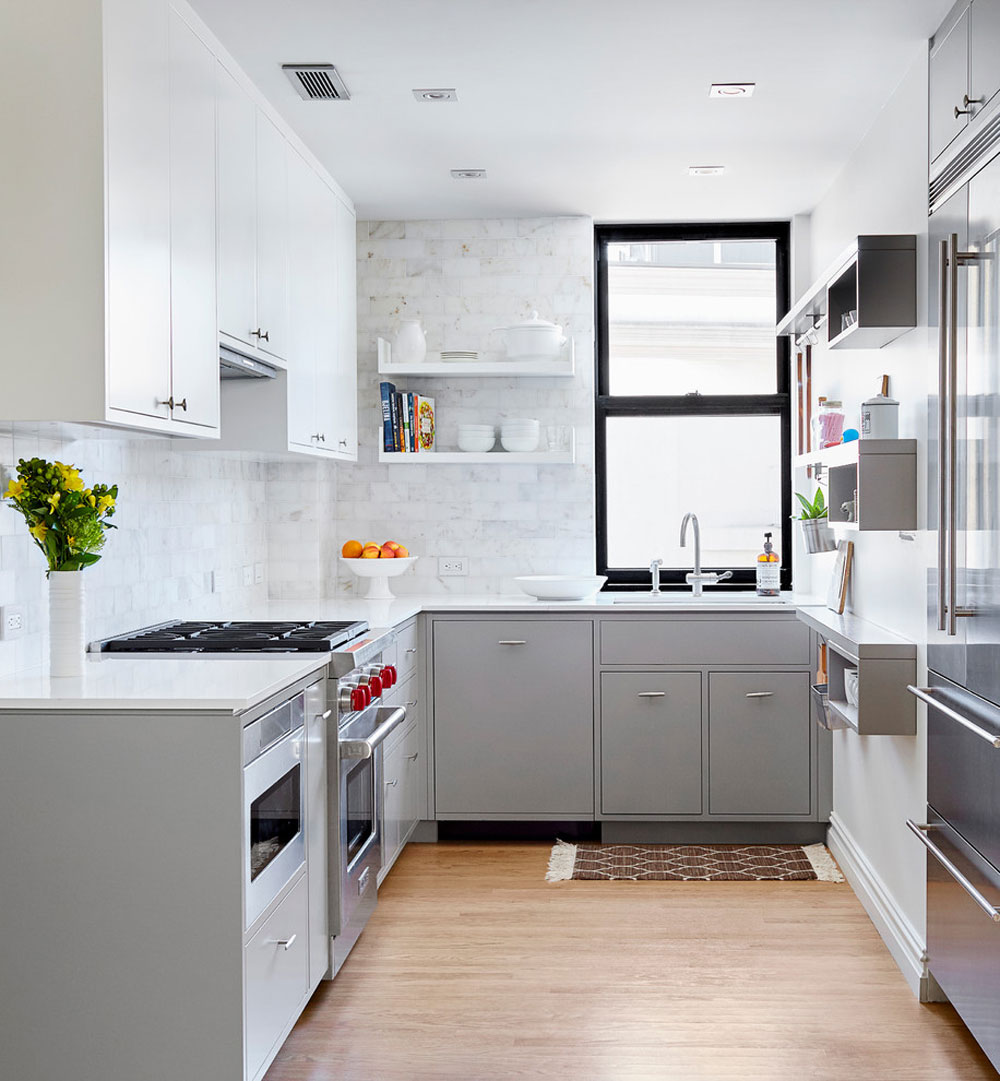 Hudson-Heights-Residence-von-Lauren-Rubin-Architektur-1 kitchen stall ideas for your small kitchen
