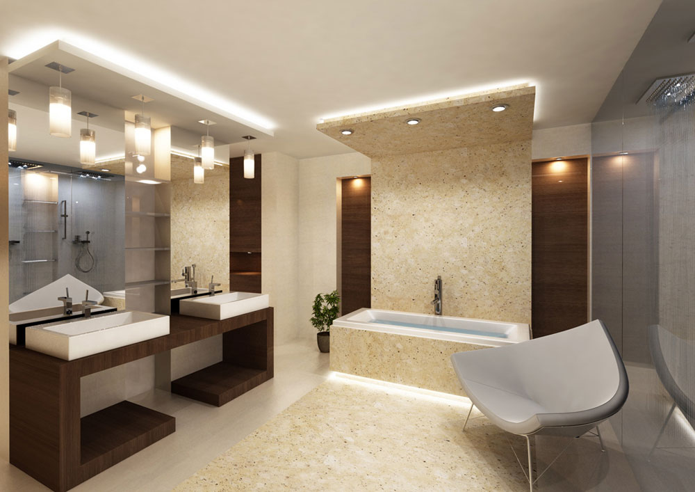 Less is more Minimalist interior design: definition and ideas to use