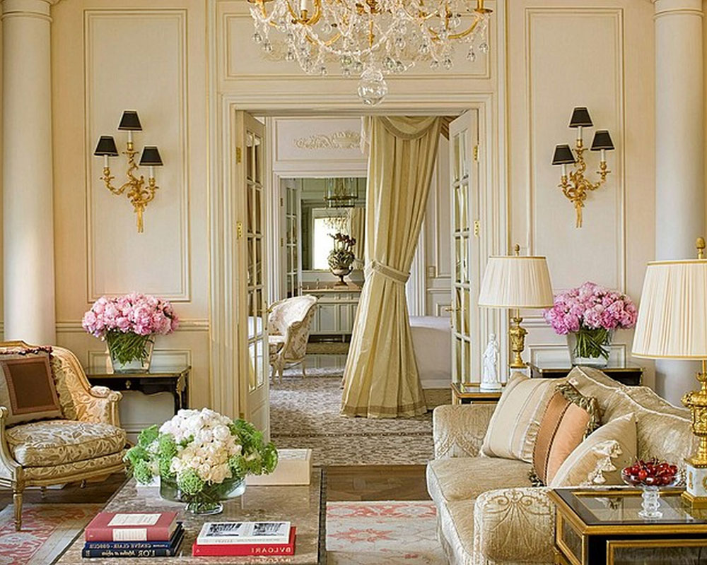 French-interior-design-ideas-style-and-decoration-2 French interior design ideas, style and decoration