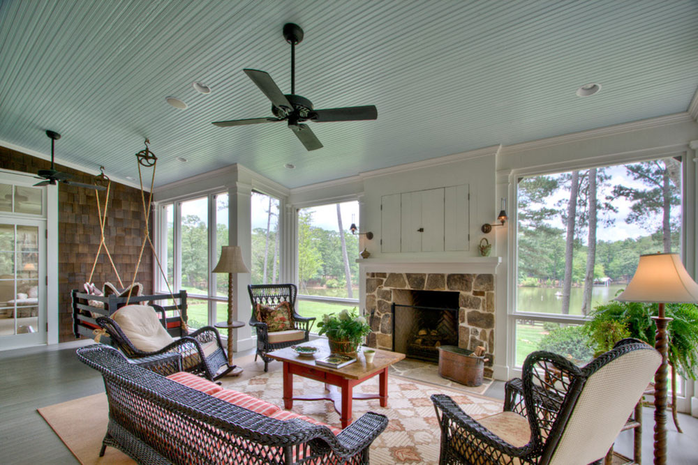Difference Between a Veranda-Balcony-Veranda-Patio and Deck-3 The difference between a porch, a balcony, a porch, a patio and a patio