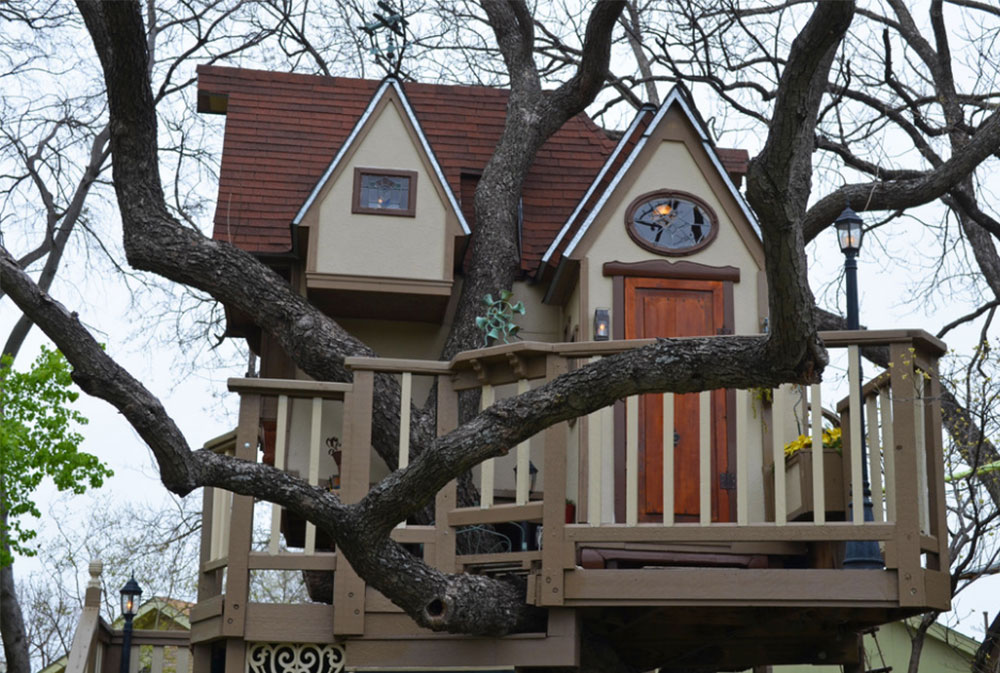 Image 5-9 Cool Tree House Design Ideas to Build (44 Images)