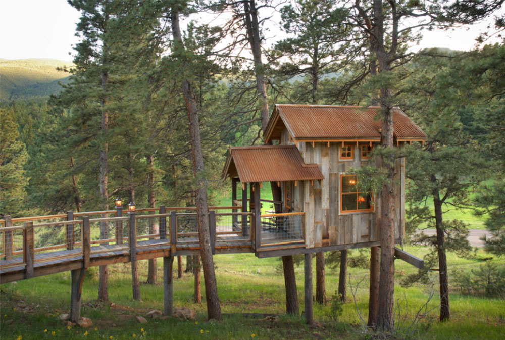Image 4-9 Cool Tree House Design Ideas to Build (44 Images)