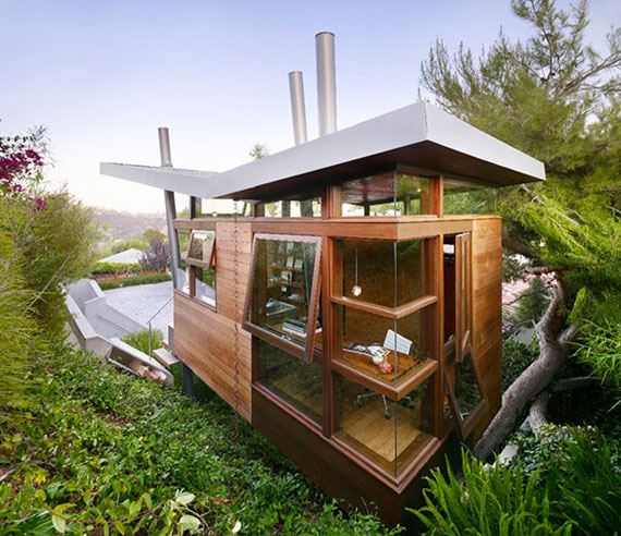 t3 Cool Treehouse Design Ideas to Build (44 Pictures)