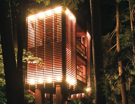 t9 Cool Treehouse Design Ideas to Build (44 Pictures)