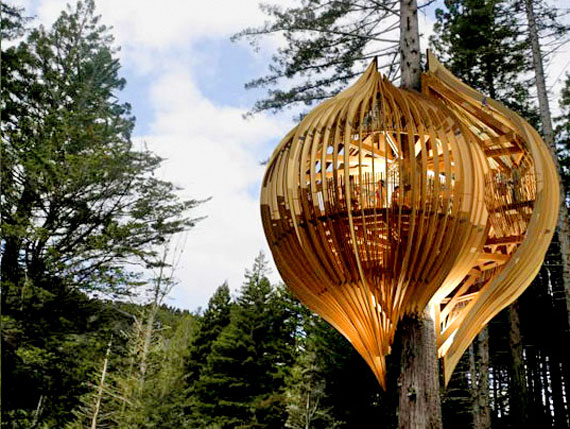 t10 Cool Treehouse Design Ideas to Build (44 Pictures)