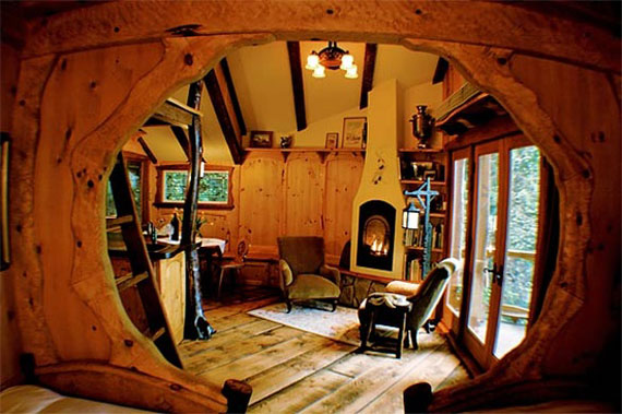 t16 Cool Treehouse Design Ideas to Build (44 Pictures)
