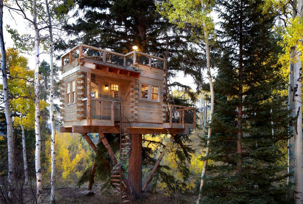Image 1-9 Cool Tree House Design Ideas to Build (44 Images)