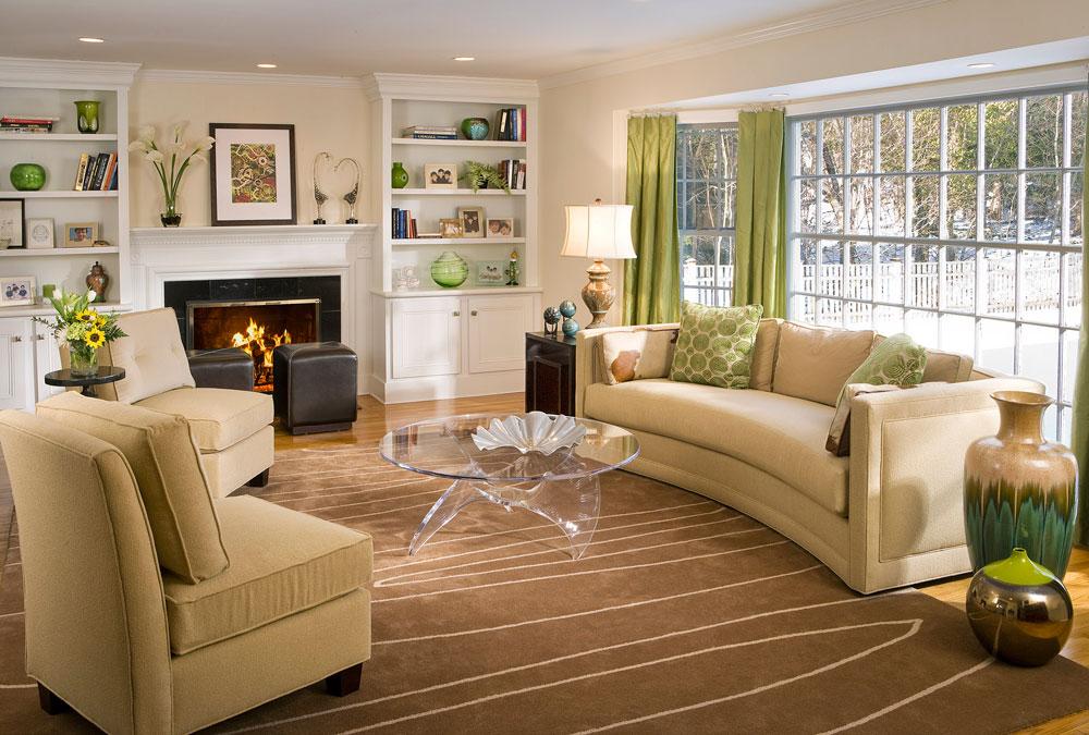 Colonial style interior design decoration ideas 1 Colonial style interior design decoration ideas