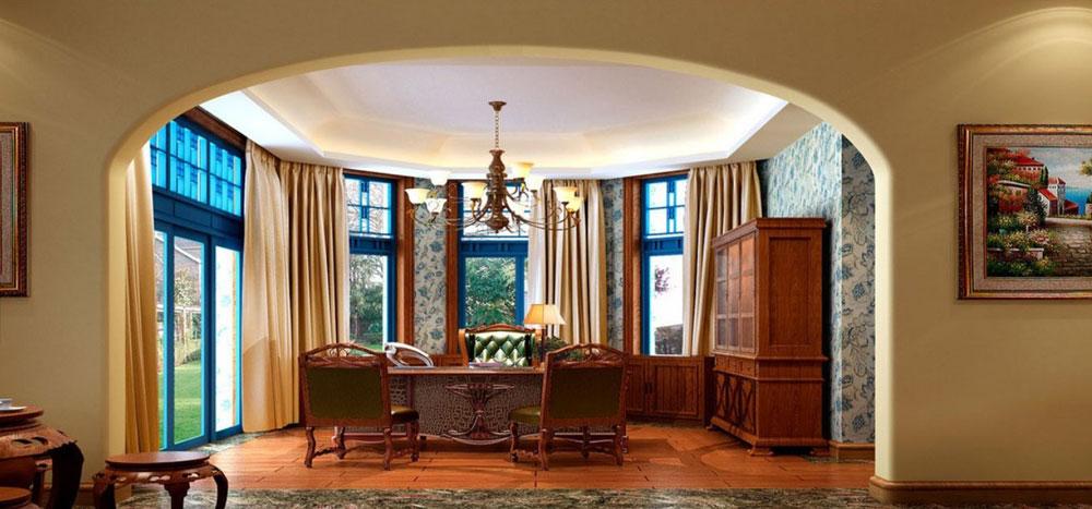 Colonial Style Interior Design Decoration Ideas 5 Colonial Style Interior Design Decoration Ideas