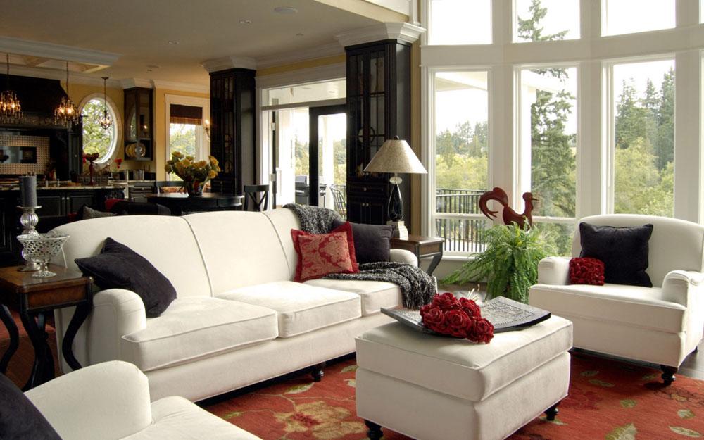Colonial style interior design decoration ideas 2 Colonial style interior design decoration ideas