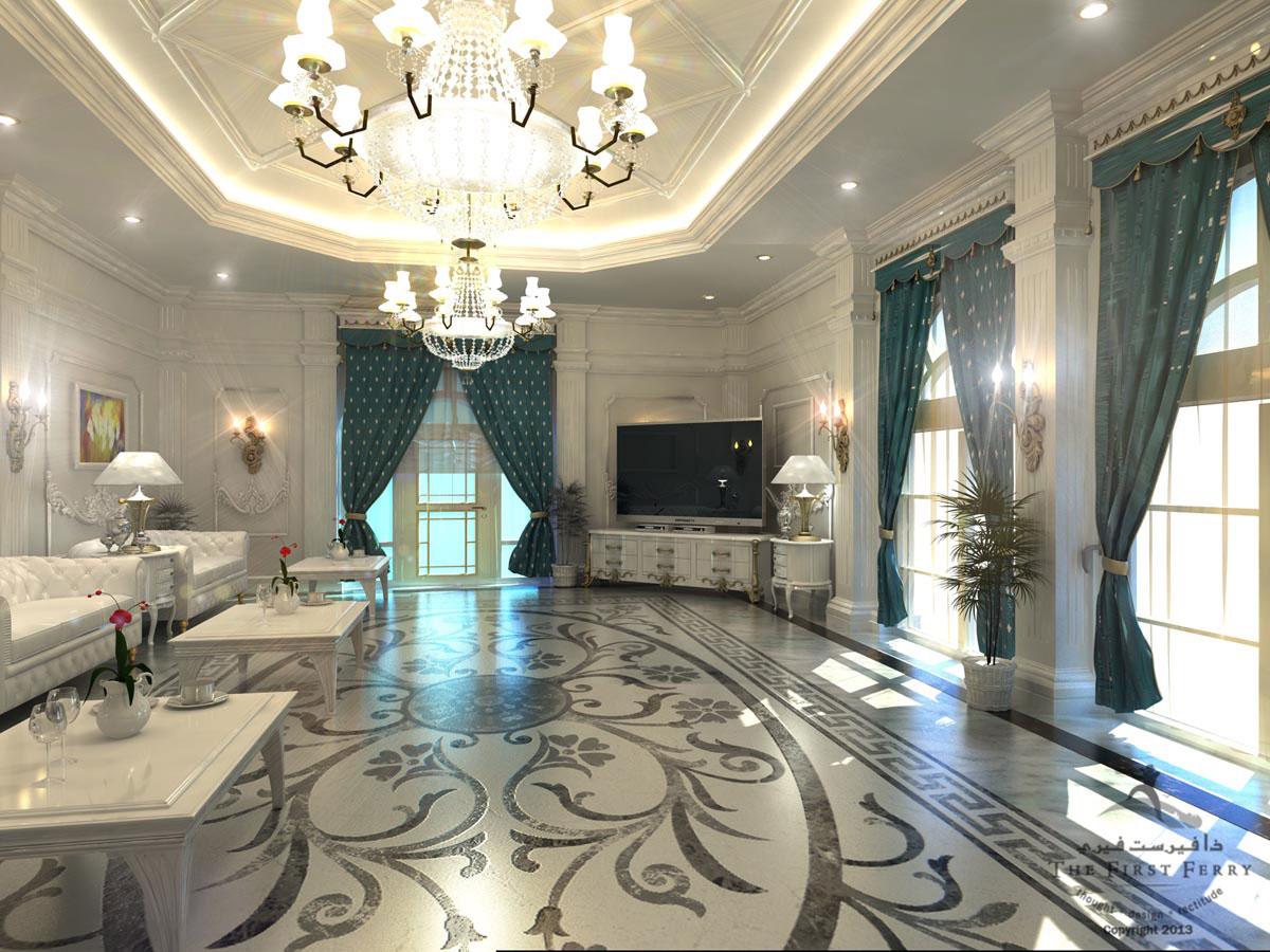 Accents Arabic interior design, decor, ideas and photos
