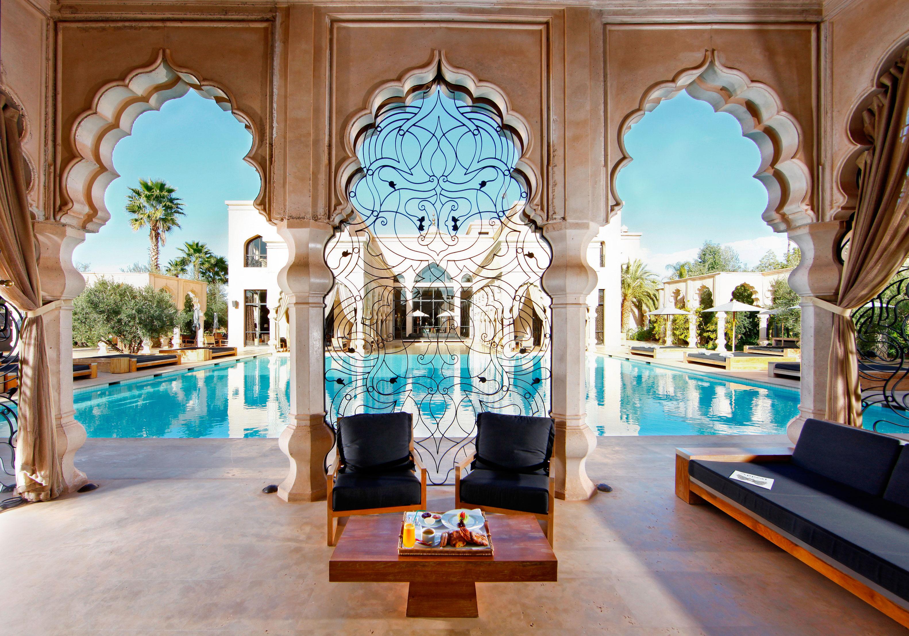 Walls-1 Arabic interior design, decor, ideas and photos