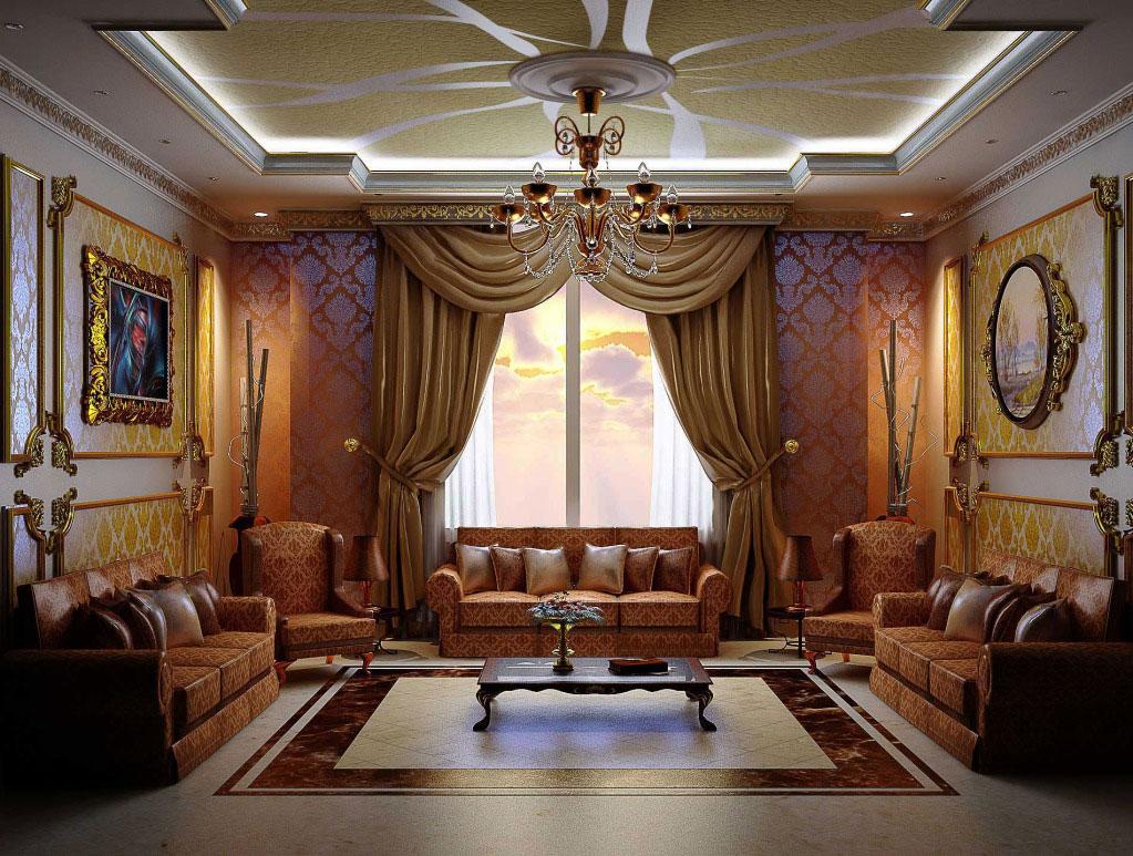 Textiles2 Arabic interior design, decor, ideas and photos