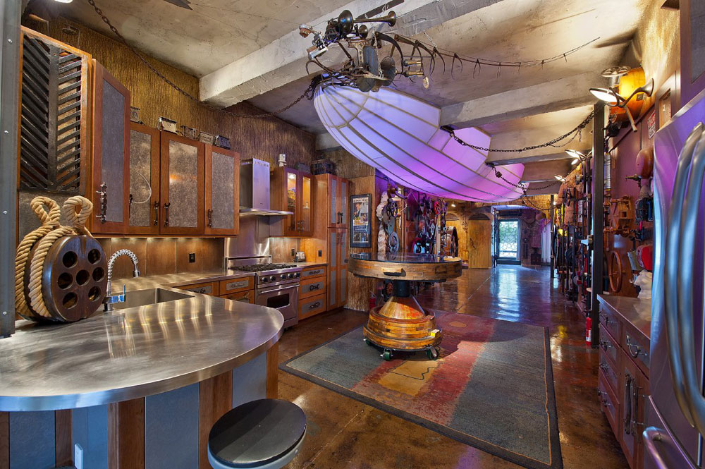 Steampunk-Interior-Design-Style-and-Decoration-Ideas-5 Steampunk Interior Design-Style and Decoration-Ideas