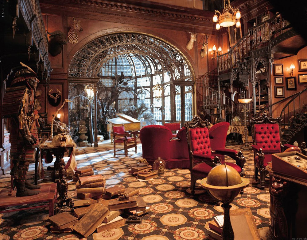 Steampunk-Interior-Design-Style-and-Decoration-Ideas-8 Steampunk Interior Design-Style and Decoration-Ideas