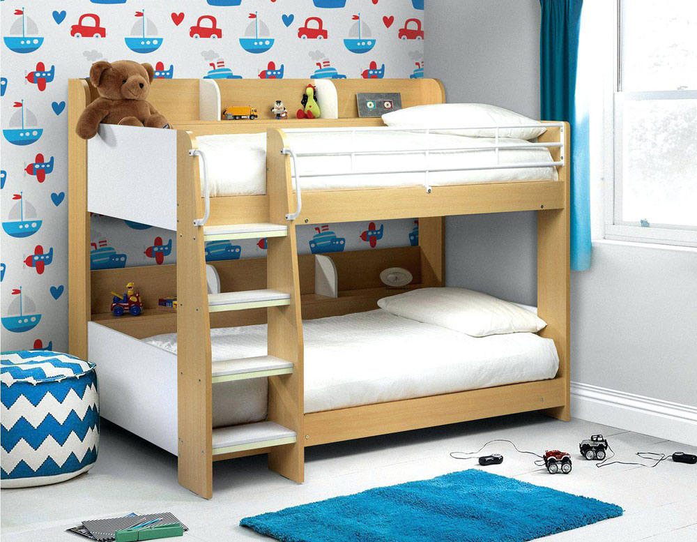 20 low bunk beds ideas for low ceiling rooms