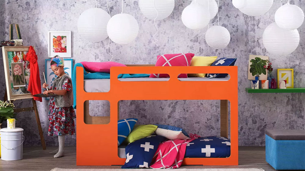 small bunk beds for toddlers 20 low bunk beds ideas for low ceiling rooms