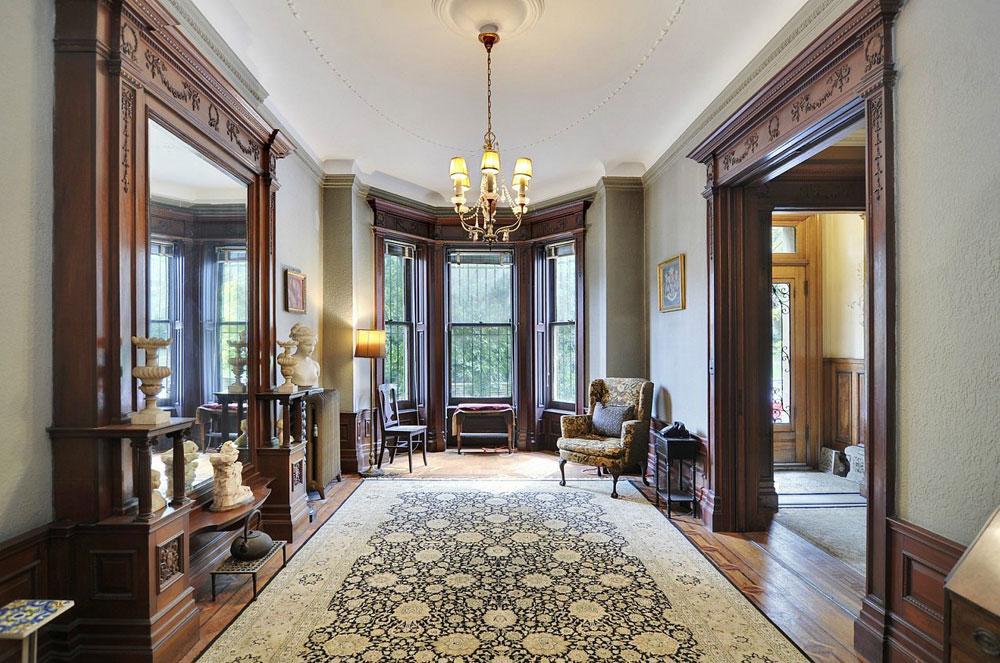 Flooring Victorian interior design style, history and interior design