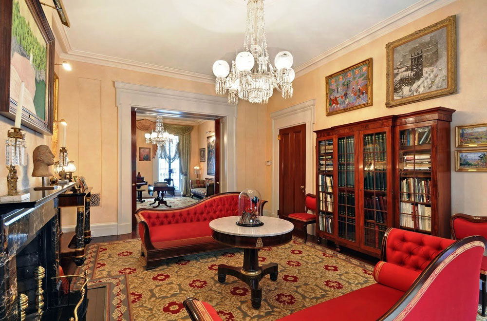 Remodeling the Victorian interior design style, history and interior design