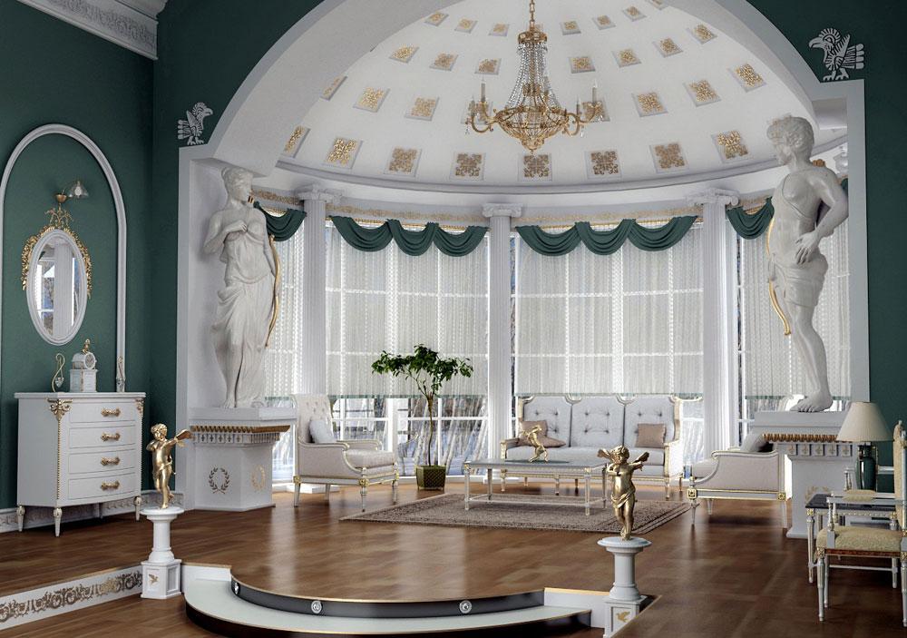 Lighting1 Victorian Interior Design style, history and interior