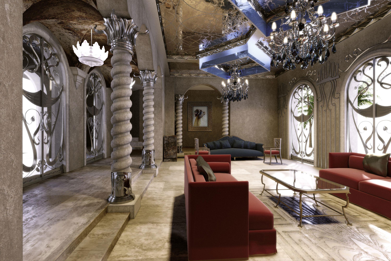 Art Nouveau-interior-design-with-its-style-decor-and-colors-1 Art Nouveau-interior design-with its style, decor and colors